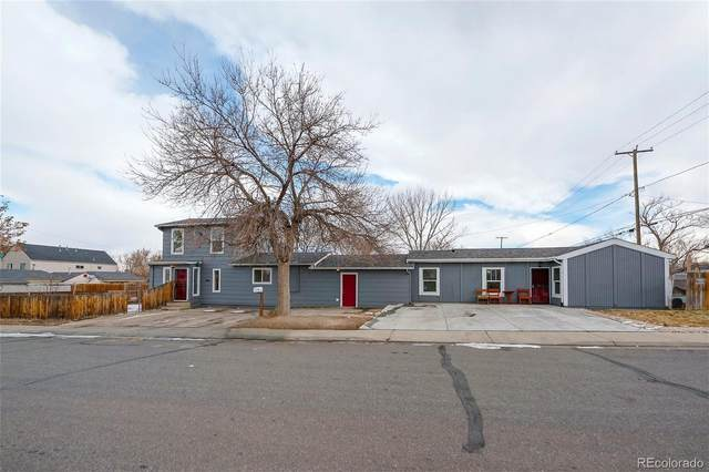 3788 W Exposition Avenue, Denver, CO 80219 (#6607789) :: The Griffith Home Team