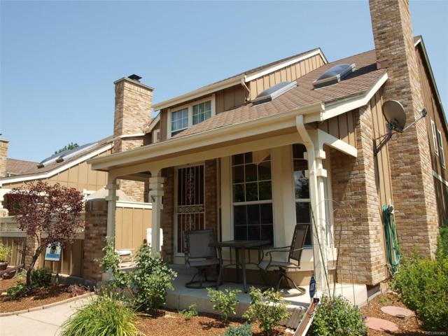 2981 W Long Drive D, Littleton, CO 80120 (MLS #6607811) :: 8z Real Estate