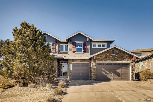 24661 E Ontario Drive, Aurora, CO 80016 (MLS #6608021) :: The Sam Biller Home Team