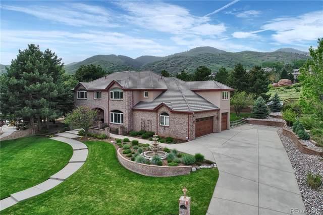 3 Bald Eagle, Littleton, CO 80127 (MLS #6608102) :: 8z Real Estate