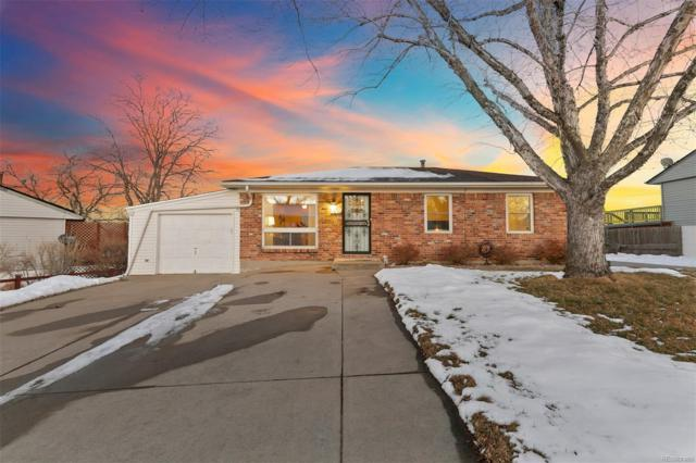 7672 Saulsbury Street, Arvada, CO 80003 (#6608355) :: The City and Mountains Group