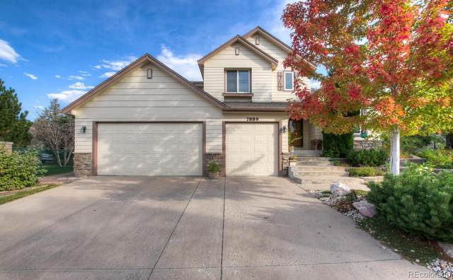 7889 W Newberry Circle, Lakewood, CO 80235 (#6608361) :: The Healey Group