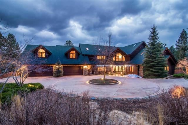 28775 Cragmont Drive, Evergreen, CO 80439 (#6608437) :: The Tamborra Team