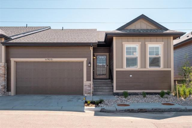 11923 Barrentine Loop, Parker, CO 80138 (#6608938) :: The HomeSmiths Team - Keller Williams
