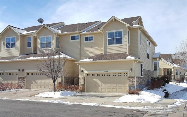 5939 S Youngfield Lane, Littleton, CO 80127 (#6609884) :: Compass Colorado Realty