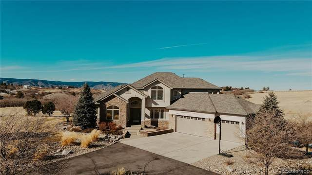 2553 Browning Drive, Castle Rock, CO 80109 (#6609891) :: The Colorado Foothills Team | Berkshire Hathaway Elevated Living Real Estate