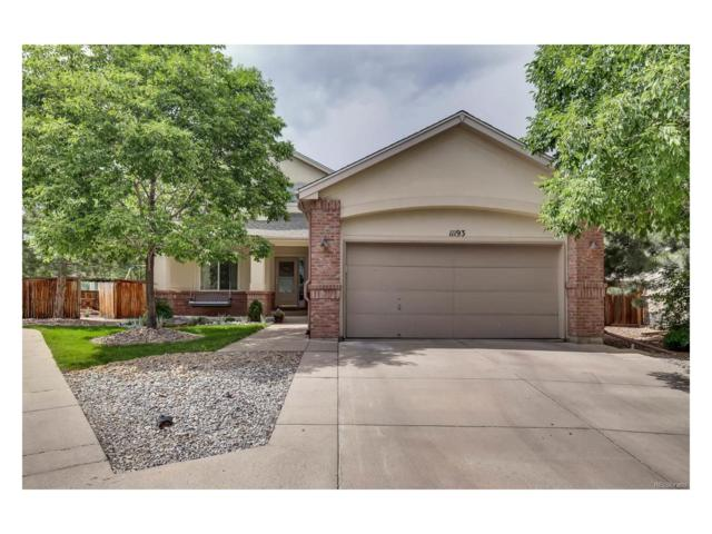 11193 W Coco Place, Littleton, CO 80127 (MLS #6610616) :: 8z Real Estate