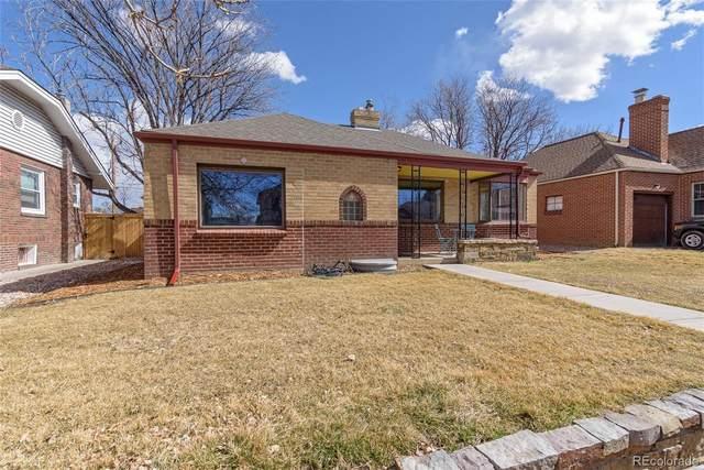 2560 Glencoe Street, Denver, CO 80207 (#6610646) :: Finch & Gable Real Estate Co.