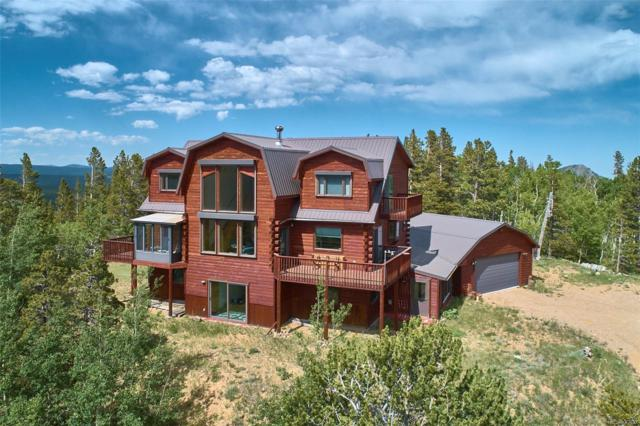1215 Lower Travis Gulch Road, Black Hawk, CO 80422 (#6611171) :: The DeGrood Team