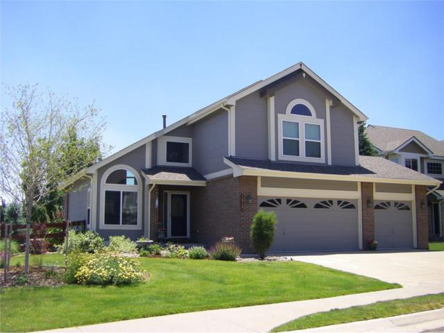16502 W 61st Place, Arvada, CO 80403 (#6611377) :: The Galo Garrido Group