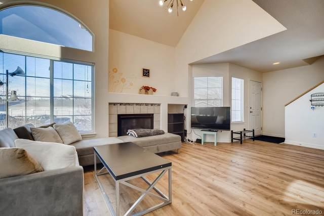 9596 Deerhorn Court #70, Parker, CO 80134 (#6611865) :: Chateaux Realty Group