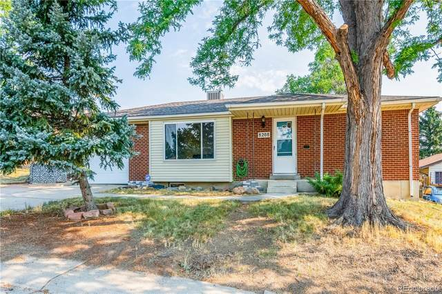 8208 Louise Drive, Denver, CO 80221 (#6611908) :: The DeGrood Team