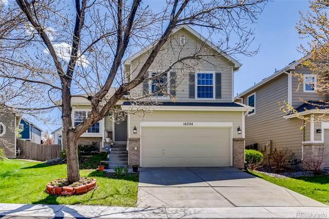 16224 White Hawk Drive, Parker, CO 80134 (#6612151) :: Portenga Properties