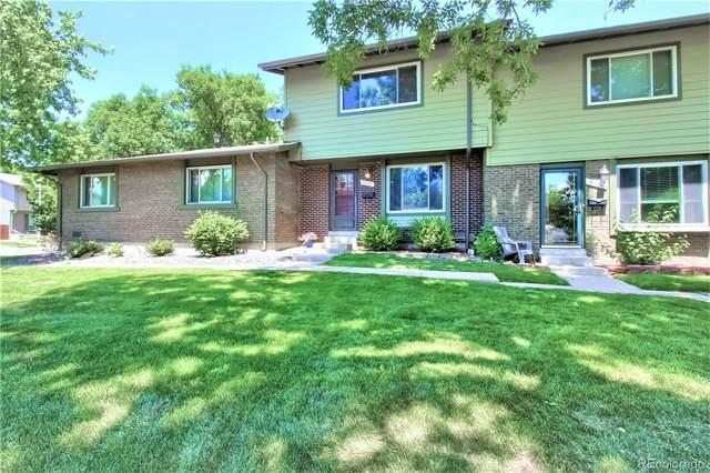 522 S Carr Street, Lakewood, CO 80226 (#6612331) :: The HomeSmiths Team - Keller Williams