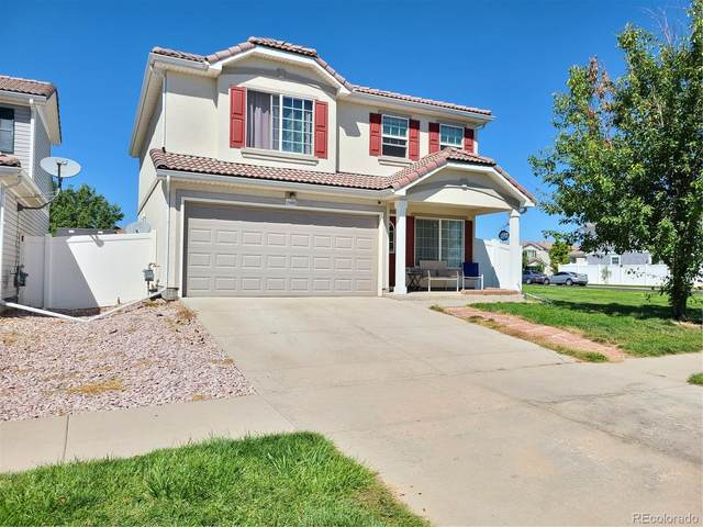 19485 Robins Drive, Denver, CO 80249 (#6612625) :: The HomeSmiths Team - Keller Williams