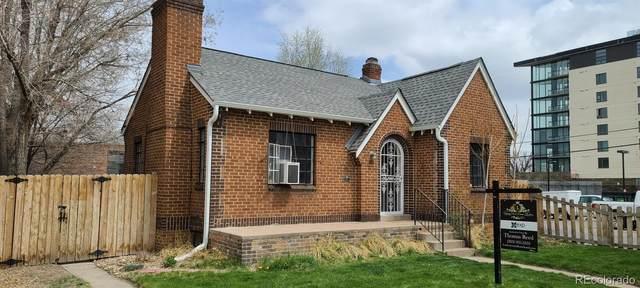 211 E 4th Avenue, Denver, CO 80203 (#6612795) :: Wisdom Real Estate