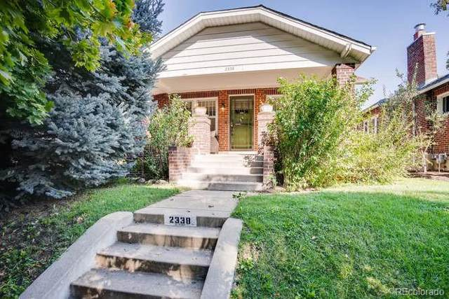 2338 Glencoe Street, Denver, CO 80207 (#6613090) :: The DeGrood Team