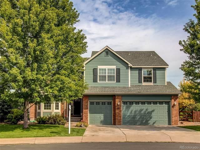 13911 Brookside Circle, Broomfield, CO 80023 (MLS #6613167) :: Neuhaus Real Estate, Inc.