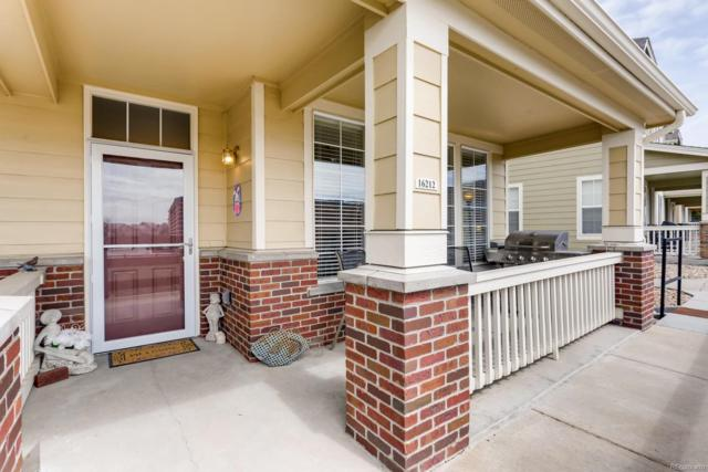 16212 E Geddes Lane #11, Aurora, CO 80016 (#6613194) :: Colorado Team Real Estate