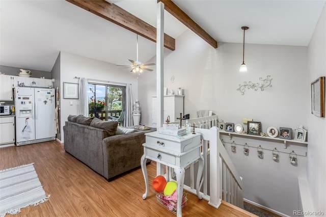 30819 Hilltop Drive, Evergreen, CO 80439 (#6613373) :: Kimberly Austin Properties