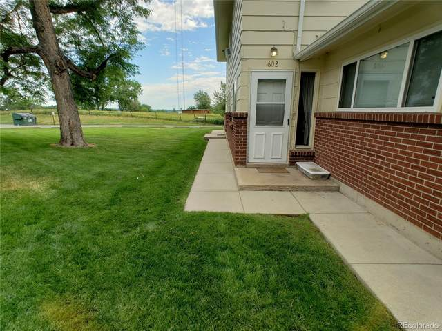 7309 W Hampden Avenue #602, Lakewood, CO 80227 (MLS #6613503) :: Bliss Realty Group