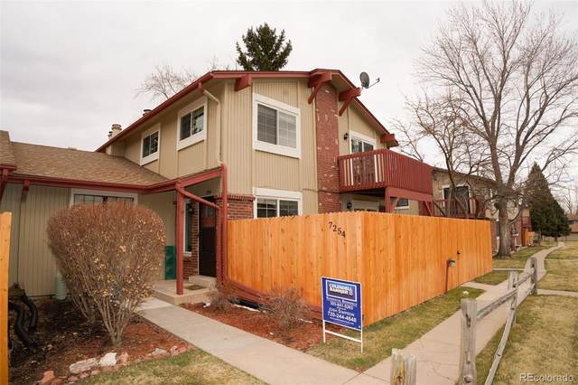 7254 W Portland Avenue, Littleton, CO 80128 (#6613691) :: The Colorado Foothills Team | Berkshire Hathaway Elevated Living Real Estate
