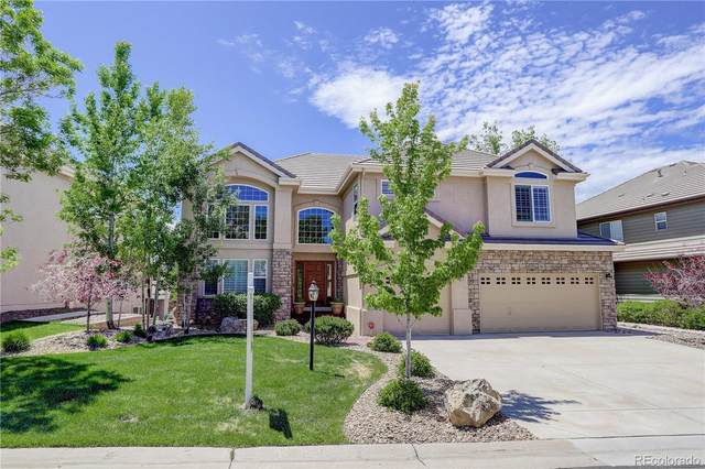 9454 E Aspen Hill Lane, Lone Tree, CO 80124 (#6614021) :: HomeSmart Realty Group