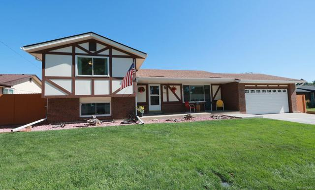 11875 W 37th Place, Wheat Ridge, CO 80033 (#6614244) :: The Heyl Group at Keller Williams