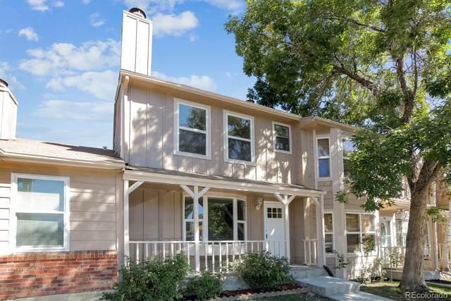 8200 Washington Street #195, Denver, CO 80229 (#6615067) :: The Dixon Group