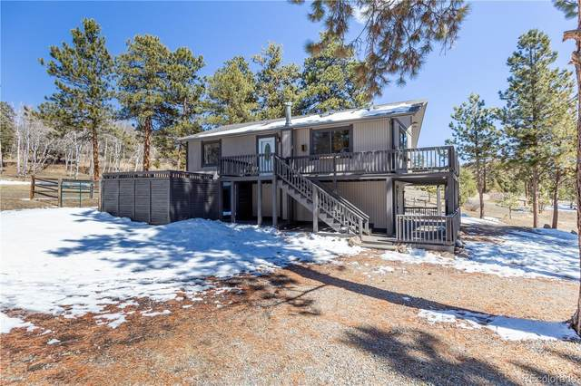 441 Homestead Road, Bailey, CO 80421 (MLS #6615372) :: 8z Real Estate