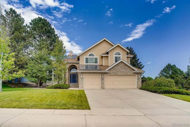 2289 Crestmont Lane, Highlands Ranch, CO 80126 (#6615412) :: The Gilbert Group