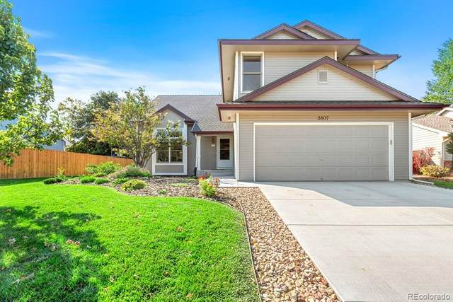 3807 Kentford Road, Fort Collins, CO 80525 (MLS #6615448) :: Kittle Real Estate