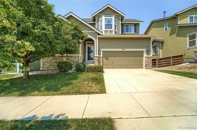 10281 Rifle Street, Commerce City, CO 80022 (#6615459) :: The Colorado Foothills Team | Berkshire Hathaway Elevated Living Real Estate