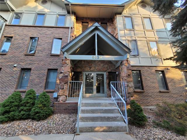 6435 S Dayton Street #105, Englewood, CO 80111 (#6615466) :: Real Estate Professionals