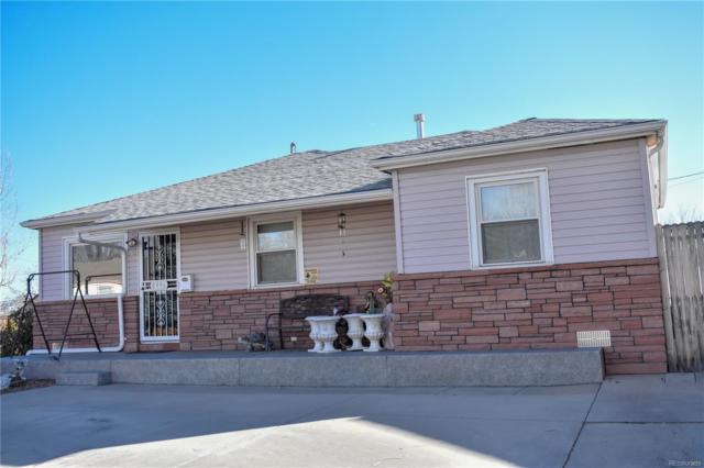 8996 Lilly Drive, Thornton, CO 80229 (MLS #6615497) :: 8z Real Estate