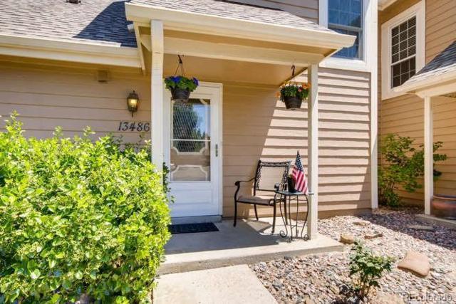 13486 E Asbury Drive, Aurora, CO 80014 (#6615548) :: HomeSmart Realty Group
