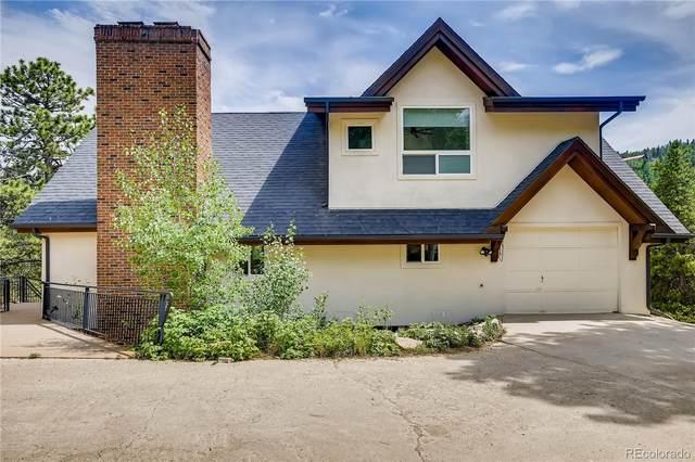 545 Rudi Lane, Golden, CO 80403 (MLS #6615643) :: 8z Real Estate