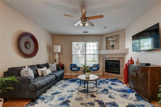 4089 S Crystal Circle #103, Aurora, CO 80014 (#6616366) :: Chateaux Realty Group