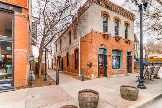 8 S 25th Street, Colorado Springs, CO 80904 (MLS #6616477) :: 8z Real Estate