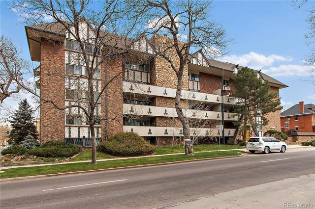 1260 York Street #202, Denver, CO 80206 (#6616537) :: Kimberly Austin Properties