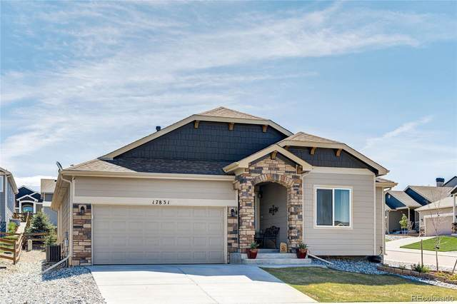 17831 Smelting Rock Drive, Monument, CO 80132 (#6616567) :: The Harling Team @ Homesmart Realty Group