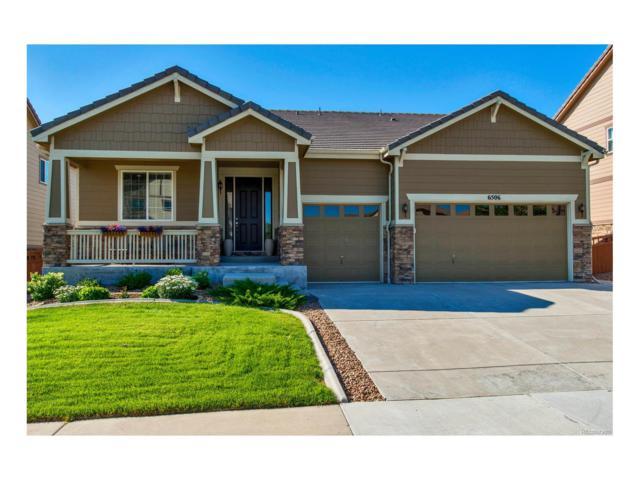 6506 Arabella Drive, Castle Rock, CO 80108 (MLS #6616988) :: 8z Real Estate