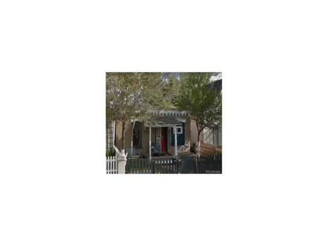 4718 Josephine Street, Denver, CO 80216 (MLS #6617251) :: 8z Real Estate