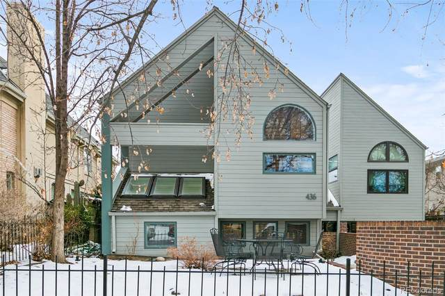 436 Clayton Street, Denver, CO 80206 (#6617269) :: Venterra Real Estate LLC