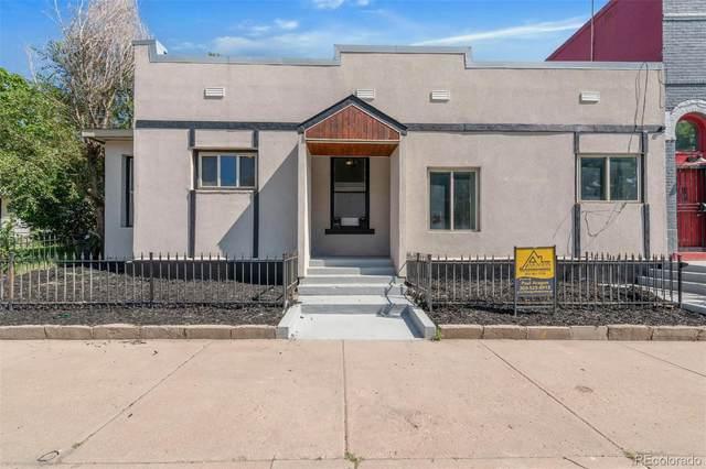 3225-3227 W 1st Avenue, Denver, CO 80219 (#6617297) :: The Gilbert Group
