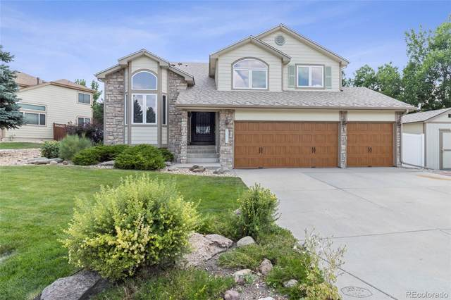 11274 W Saratoga Place, Littleton, CO 80127 (#6617409) :: Berkshire Hathaway HomeServices Innovative Real Estate