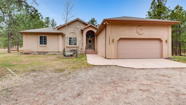 14430 Vollmer Road, Colorado Springs, CO 80908 (MLS #6617476) :: 8z Real Estate