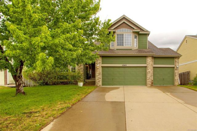 5969 Sparrow Avenue, Firestone, CO 80504 (MLS #6617638) :: Kittle Real Estate