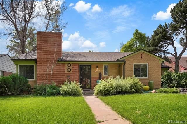1165 Glencoe Street, Denver, CO 80220 (#6617731) :: Venterra Real Estate LLC