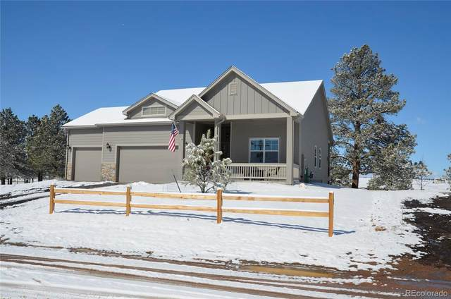 777 S Pine Ridge Street, Elizabeth, CO 80107 (#6618467) :: HomeSmart